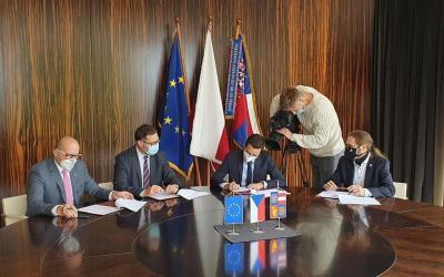 Zástupci Starostů pro jižní Moravu podepsali koaliční smlouvu