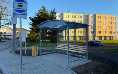 Svitávka: nové zálivy pro autobusy, bezpečí chodců zajistí osvětlený přechod