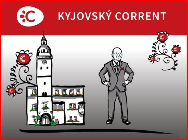 V Kyjově lze platit speciální měnou corrent