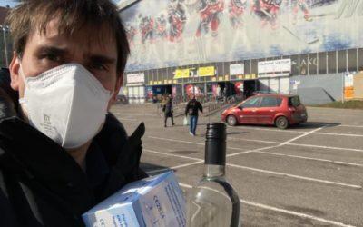 STAN ZNOJMO: Každý občan dostane od města 5 respirátorů